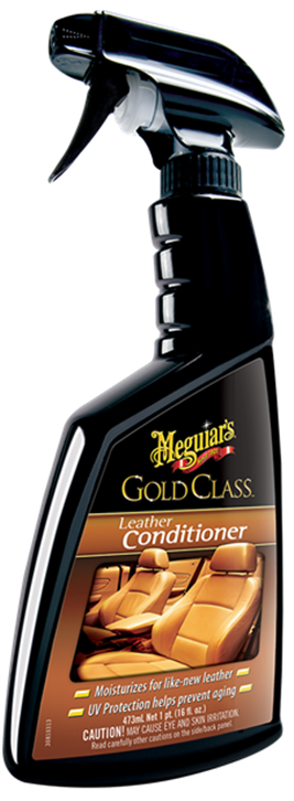 Meguiars Gold Class Leather Conditioner, 473 ml