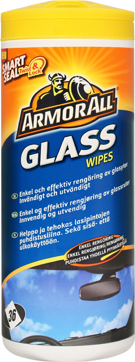 Armor All Glass Wipes