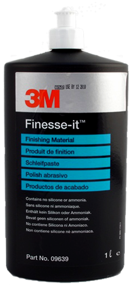 3M Polermedel FINESSE-IT, 1 liter