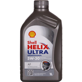 Shell Helix Ultra Professional AF 5W-30, 1 liter