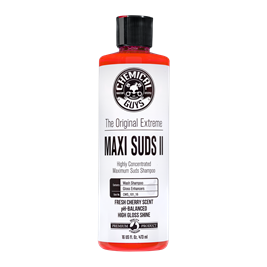 Chemical Guys Maxi-Suds II Super Suds Car Wash, 473 ml